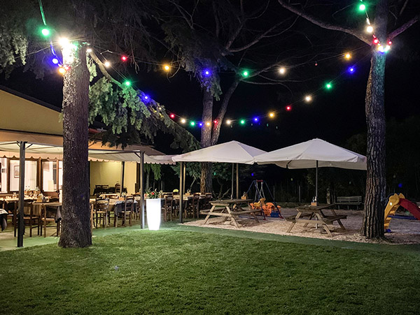 Giardino 600x450 notte